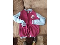 aston villa jacket