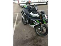 Rieju rs3 50, sportbike 50cc