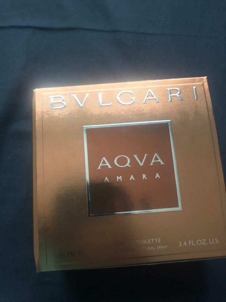 Bvlgari Aqva Amara For Men In Chingford London Gumtree Man Edt 100ml