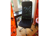 GREAT CONDITION Markus Chair IKEA (Original price on IKEA website: 130,00)