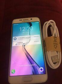 Samsung Galaxy S6 Edge 64gb White UNLOCKED