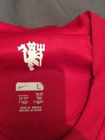 2008/09 MANCHESTER UNITED TOP
