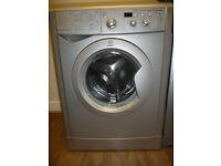 Indesit Washing Machine - 7 KG - 1400 RPM - A*