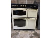 Stoves freestanding cooker. Gas 4 burner with flat plate. Oven with grill