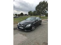 Mercedes Benz e220 coupe AMG LOW MILLAGE