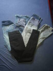 Maternity clothes size 8