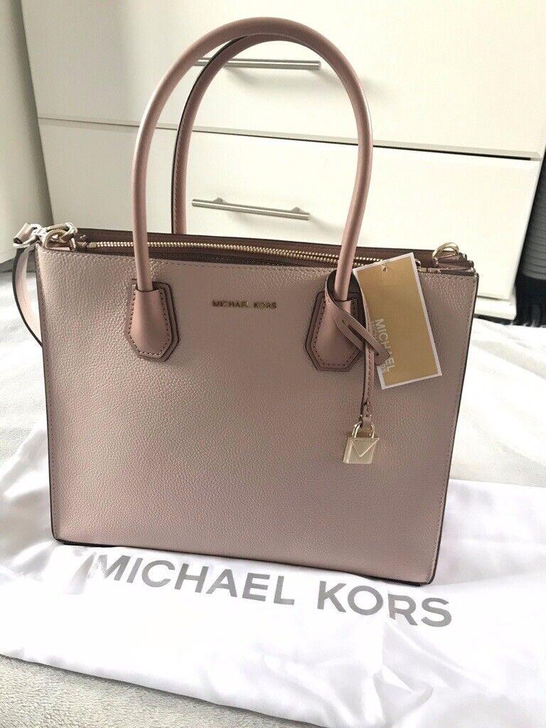 e24b8fb06572ec Michael Kors Mercer Bag | Genuine | Unused | Soft Pink | in Croydon ...