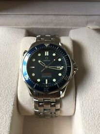 Omega Seamaster 300m 2221.80.00 Watch
