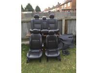 Mk1 focus leather heated seats