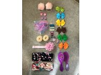 Kids hair accessories