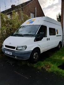 Ford Transit 2005 (ex highway maintenance)