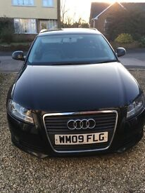 Audi A3 1.9L Diesel Excellent Condition, low mileage. Timing belt redone, MOT and tax until Oct 2017