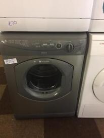 £70 SPECIAL OFFER - HOTPOINT VENTED DRYER 6KG - WITH GUARANTEE