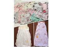 Baby bundle - clothes & sleeping bags