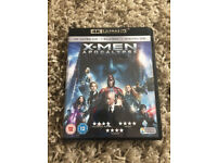 X-Men apocalypse 4K ultra HD + blu-ray - Near Ferndown, Dorset
