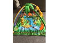 Fisher-Price Rain-forest Mat