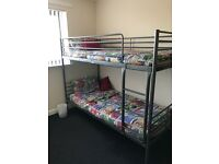 Ikea metal bunk beds