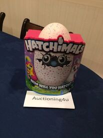 Pink Hatchimal. Brand new in box.