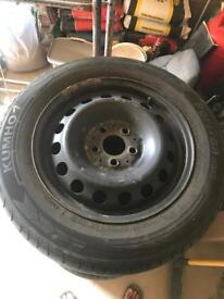 Mercedes Vito w639 5 wheels and tyres
