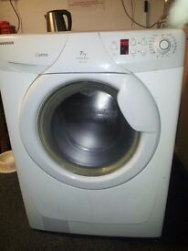 HOOVER OPTIMA 7KG WASHING MACHINE WASHER IN WORKING ORDER