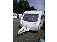Sterling Europa 620 Caravan