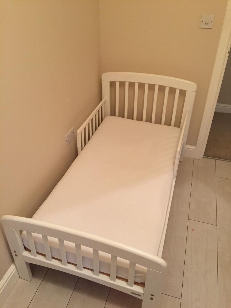 John Lewis Infants Bed