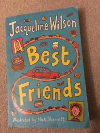 jacqueline wilson book