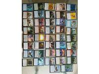 Magic the Gathering rares and mythics, mostly foils