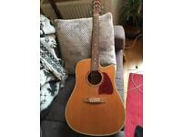 Ibanez artwood acoustic guitar AW-15CELG