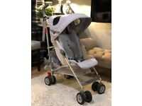 Maclaren BMW Buggy silver Limited Edition £150 or near offer