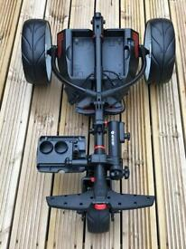Motocaddy S1 Pro with lithium battery