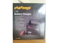 Car Battery Charger 12v or 6v Brand New