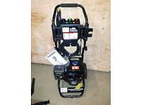 Tempest petrol pressure washer