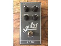 Aguilar Agro Bass Guitar Distortion Pedal