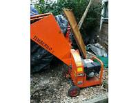 Timberwolf 13/75G Chipper