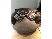 Two person twister armchair worth £899! Only £200.