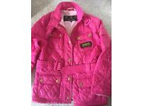 Girls Barbour International Age 6-7