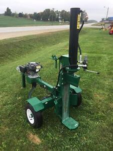 **USED** 20ton Woodsplitter Horizontal/Vertical
