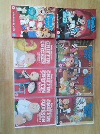 Family Guy DVD bundle seasons 6 and 7