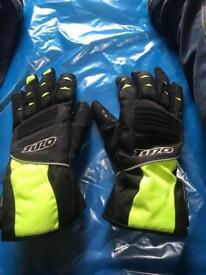 Tuzo motorcycle gloves