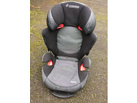 Maxi Cosi Rodi XR baby seat, suitable for 3.5 to 12 years