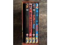 Pedro Amaldovar DVD collection