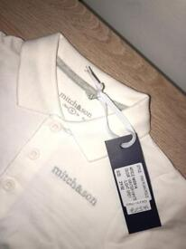 Boys Mitch & Son polo shirt size 2yrs