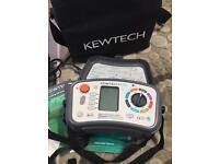 Kewtech KT65 Multifunction Tester