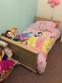 Mamas & Papas Toddler Bed