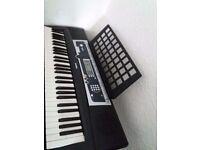 Yamaha Keyboard (rarely used)