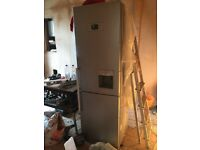 LG nofrost* fridge freezer £50