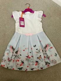 Baby Baker girls dress (Ted Baker) 2-3 yrs