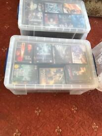 Massive collection of DVD's