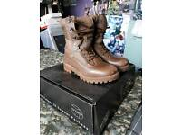 YDS Millitary boots